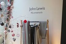 Christmas Press Day 2014 #JLxmasinjuly / A sneak peek at what's in store this Christmas at John Lewis...