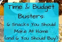 Savin' Money Honey! / Tips for saving money in all aspects of your life