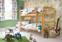 Children's Room by A Mummy Too / Our Guest Pinner Emily Leary from blog 'A Mummy Too' creates her ideal Children's room...