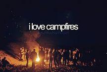Bonfires, Pits and Parties / I love BONFIRES! I love to be at bonfire parties, I love to host bonfire parties, I love the smell of a bonfire...I love being around the people that love Bonfires....hahaha..I guess I love Bonfires! / by Gina Brincko