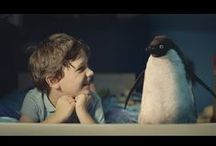 John Lewis Christmas #MontyThePenguin / This years advert tells the story of a little boy, Sam, and his best friend Monty The Penguin. This is a tale of friendship, love, and giving someone the gift they've been dreaming of this Christmas...  / by John Lewis
