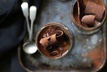 dessert, spoon necessary / custard, panna cotta, and other spoonable desserts