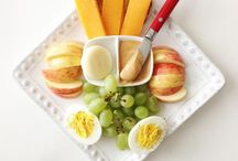 Eat smart. / Healthy snacks, smoothies, and sensible diet choices / by Cheryl Jackson