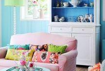 Cottage/Flea/Shabby Decor II / by Virginia Twedell