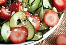 EATS: Salad Crazy! / by Gina Brincko