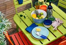 Outdoor Living / Spruce up your outdoor space! From garden furniture, to BBQs to plants and pots, we've got everything you need to create a stylish and calming environment to relax in...  / by John Lewis