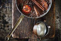 libations - autumn / spicy & warm