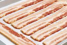 EATS: OMG!!! Bacon / by Gina Brincko