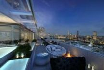 Summertime Rooftop Bars in London