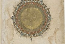 medieval illuminations / manuscript gleanings