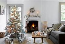 Christmas Inspiration / Transform your home and create the perfect festive setting with John Lewis this Christmas. Our Home Christmas Inspiration board with give you beautiful ideas and themes this Christmas.