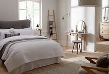 Bedroom Ideas / Explore inspiration and ideas to help you create and decorate the perfect bedroom.