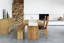Dining Room Ideas / Explore inspiration and ideas to help you create and decorate the perfect dining room.