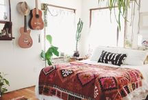 Sweet dreams / Bedroom design ideas. Style inspiration + ethical products for your room!