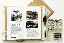 Skrivesaker og notatbøker