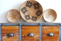 Ethical Home / Accessorize your home with products made with love. Pins include, fair trade, sustainable, vegan, artisan made and give-back items.