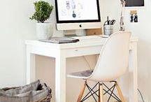Workspace / Bedroom. / by Sharon Matthijsse