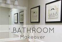 Bathroom Reno Inspiration