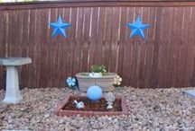 Garden Decor / A garden can be about much more than just plants!