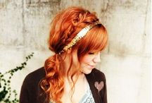 let's play dress-up / Ideas for hair - make-up - clothing - shoes - jewelry - costumes. / by Jen Osborn