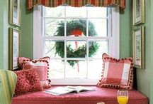 Home Decor / Tips on good ideas for making sure there is no place like home!  At home lies the heart.  / by Del Tenney