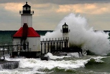 lighthouses / by Susan Knowlton