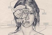 // Illustration // / by // Alissa Sanders //