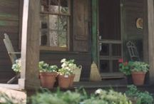 A Southern Porch / by Angela