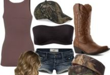 country girl / by Amy Leann Doherty