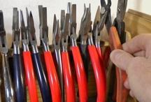 Eines,tallers..( workshop tools ..) / by Olga Turú