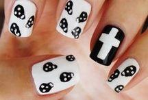 .: Nail :. / Oga boga nails i m a girl bbz.