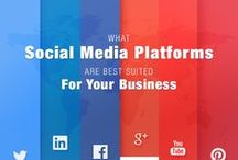 Social Media and Marketing / Social media whether it's Facebook, Twitter, Google+, Instagram, or Pinterest is constantly evolving. These pins are full of interesting how-to's, infographics, and tidbits that I come across. Feel free to repin, comment, and like!