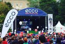 ECCO Walkathon / Snapshots from #eccowalkathon 2013 in Copenhagen and Warsaw / by ECCO