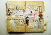 journal goodness / art journal pages that inspire me / by Jen Osborn