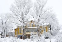 Fantasy Home & Garden / Inspiration and wonder for the self build dream home.