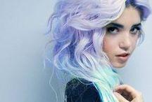 .: Hair - - Colour :. / Pastel Galore