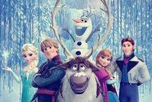 Disney Frozen Party / by Becky Royce