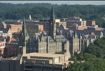 Colleges / Learning is a good thing -- college is a good stop along the way, but ONLY a stop, keep going!!  / by Del Tenney