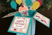 card in a box / by Susan Knowlton