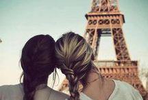 """La Vie est Belle / Upcoming """"retourné"""" to France / by Steph W"""