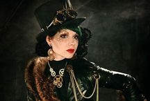 Steampunk / Tips, ideas, inspiration and poses for steampunk photography.