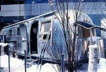 Our little home / Ideas of our little home to be. Forget having to pay rent for someone else or paying any bills. Why not build your own homes and have your own land? Or even traveling around the world with an airstream?