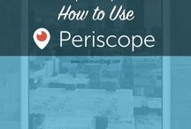 Periscope / Periscope tips and ideas