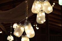 Pompoms & Garlands & Lighting, Oh MY!!
