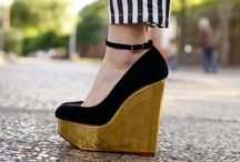 HEELS, PUMPS & FLATS OH MY! / I need you all.  / by Roxy Falappino Seaman