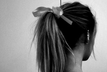 h a i r • & • b e a u t y / Hair, makeup, nail polish, etc. / by Madelyn Noel