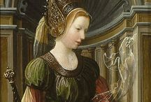 Renaissance & Baroque Art / European art and architecture from the 14th to the 17th centuries.