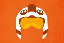Star Wars / Cool stuff and design about Star Wars. / by Christophe REMY