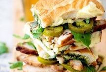 Make Me A Sandwich! / All sorts of sandwich recipes.
