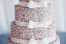 WEDDING CAKE IN YO FACE / Don't smash my cake.  / by Roxy Falappino Seaman